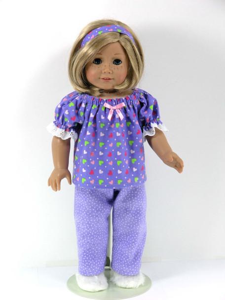 American Doll Pajamas