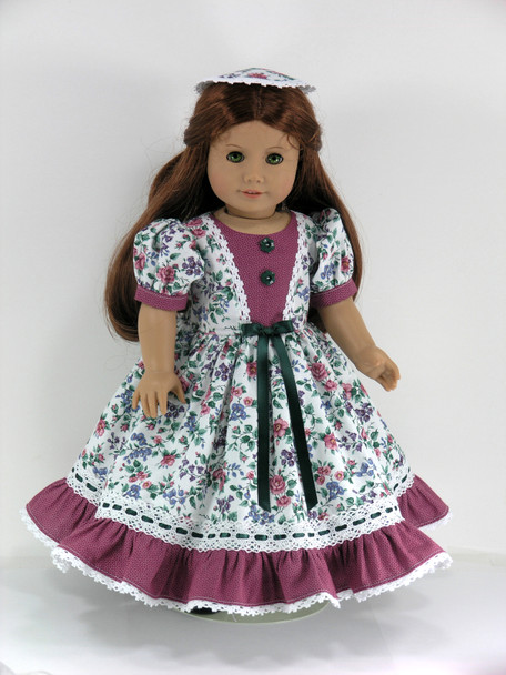 Handmade historical American doll clothes