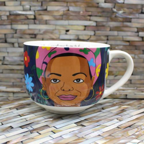 Maya Angelou Mug