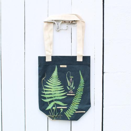Cavallini Ferns Tote Bag