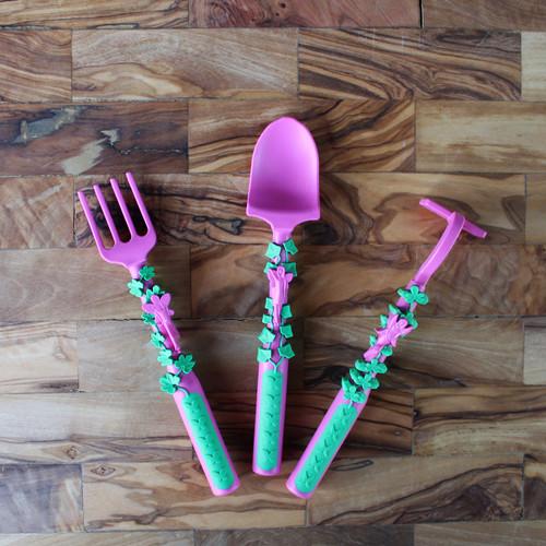 Constructive Eating Fairy Garden Utensils