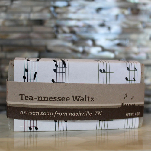Tea-nnessee Waltz Soap
