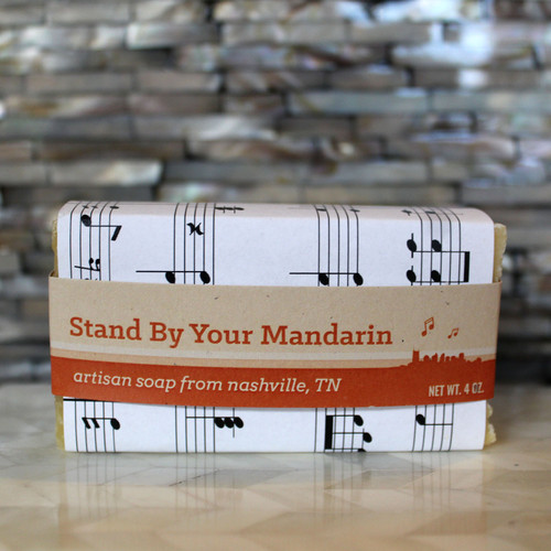 Stand By Your Mandarin Soap