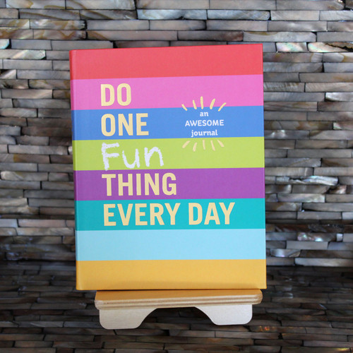 Do One Fun Thing Everyday Journal
