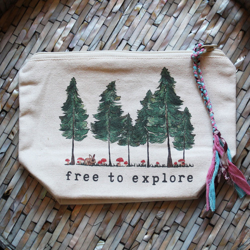 Tote Project - Free to Explore