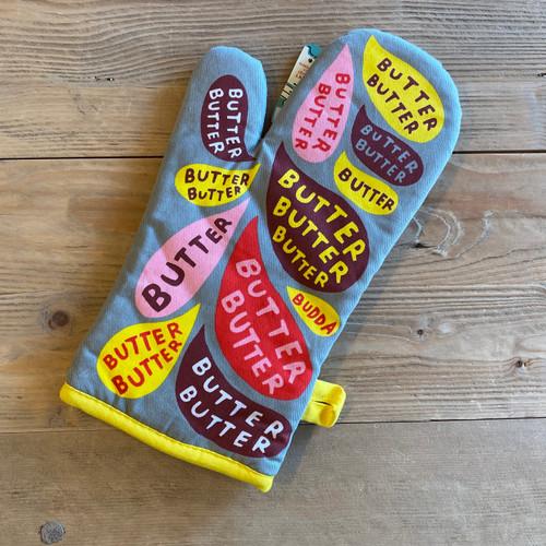 Butter! Oven Mitt