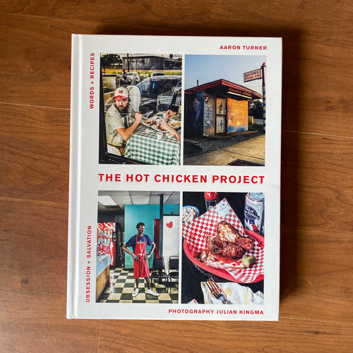 Hot Chicken Project Front