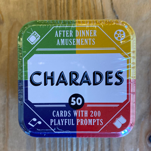 Charades Game Front