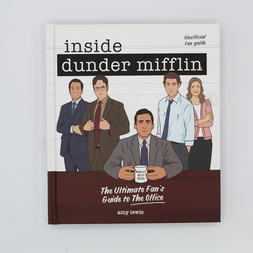 Inside Dunder Mifflin: The Ultimate Fan Guide to The Office