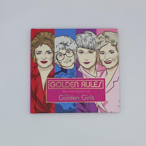 The Golden Girls Golden Rules Book