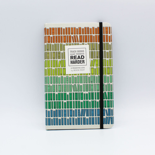 Read Harder: A Reading Log by Book Riot