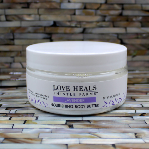 Thistle Farms Nourishing Lavender Body Butter