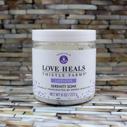 Thistle Farms Lavender Serenity Soak