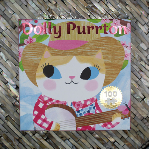 Dolly Purrton 100 Piece Puzzle