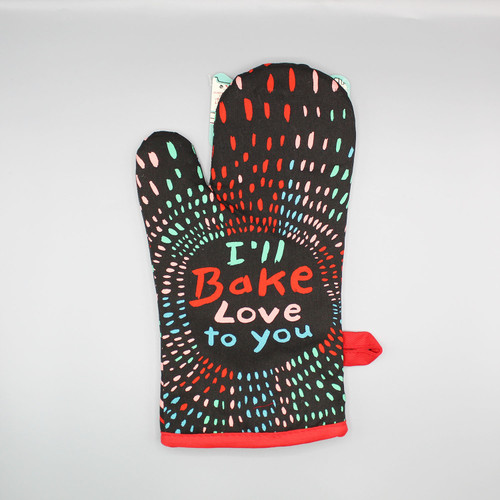 Blue Q - I'll Bake Love To You Oven Mitt