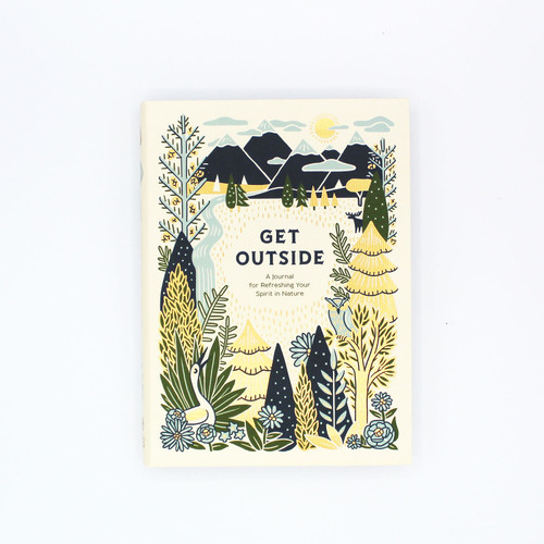 Get Outside - A Journal for Refreshing Your Spirit in Nature