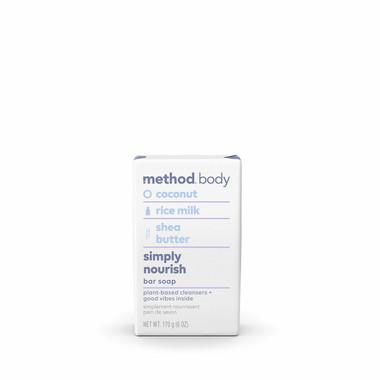 simply nourish bar soap, 6 oz-3