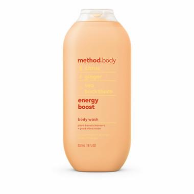 energy boost body wash, 18 fl oz-1