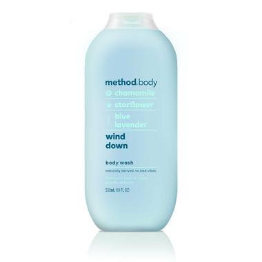 wind down body wash, 18 fl oz-1