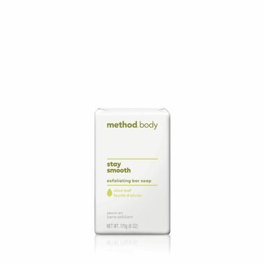 stay smooth exfoliating bar soap, 6 oz-4
