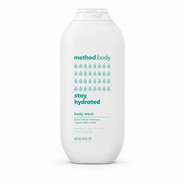 stay hydrated body wash, 18 fl oz-8