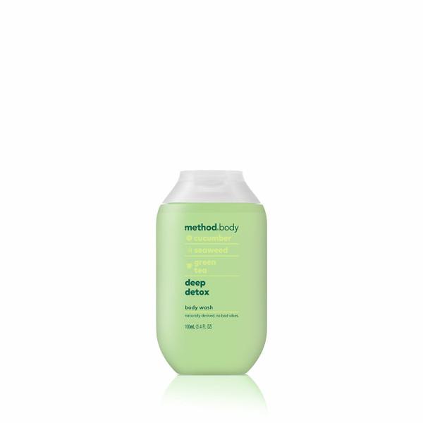 deep detox body wash, 3.4 fl oz-