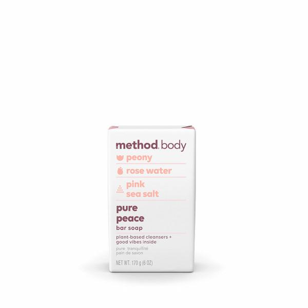 pure peace bar soap, 6 oz-