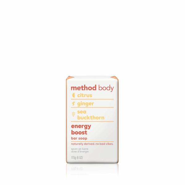 energy boost bar soap, 6 oz-