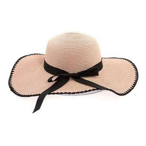 Perfectly Pink Sun Hat