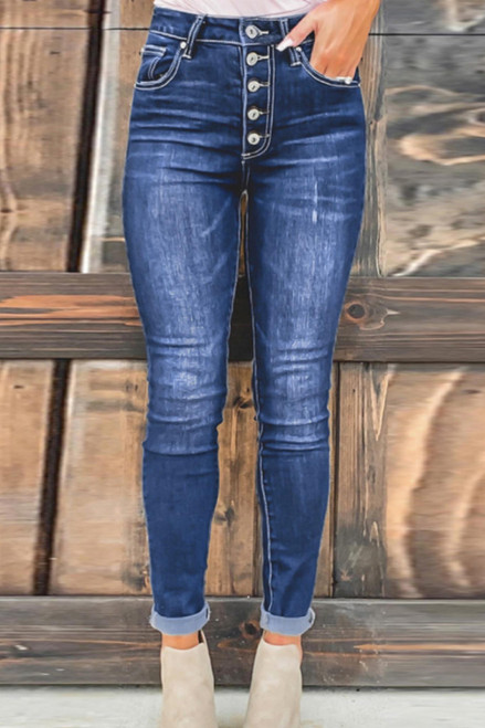 On The Fly High Rise Jeans