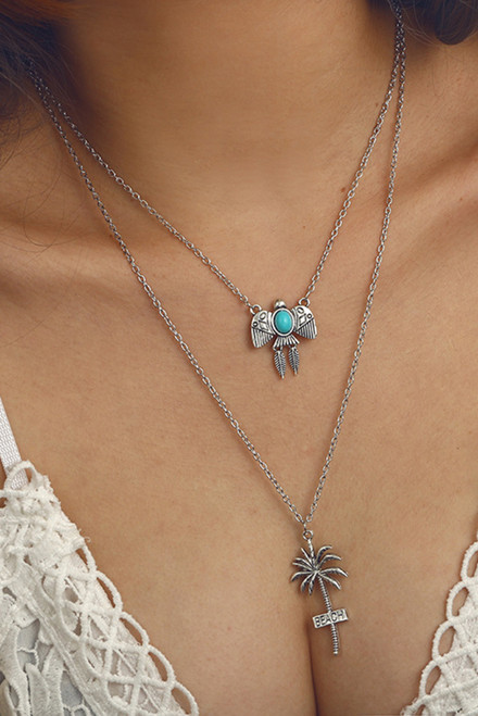 Soar Over The Beach Necklace