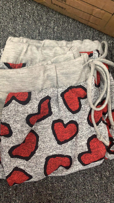 Hearts All Around Joggers