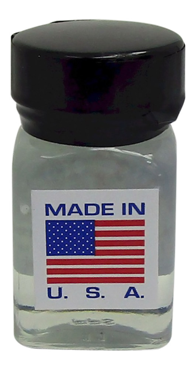 IF1P-MC01OZ One Ounce of Clear UV Blue Invisible Black light Ink