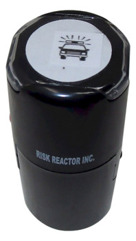 Stamper Solutions Traffic Light pre-inked Stamper