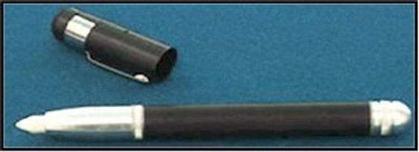 MRA-X100 box of hundred refill pen with cap off ready for your black light or non UV project.