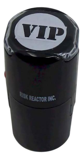 SVIP1RD VIP Rubber Self Inking UV Invisible Stamper