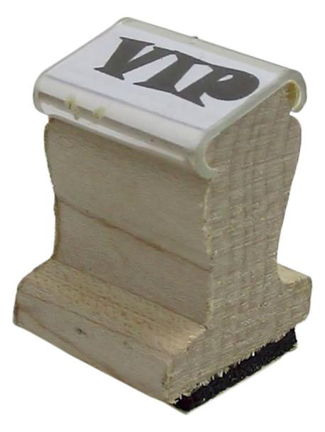 Black light UV stamp with VIP image called SVIPW