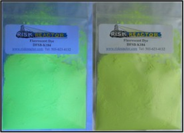 DFSBK1845G five grams of OB clear bright white black light water dyes