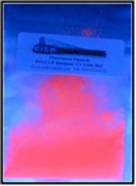 5 g Red Longwave Inorganic UV Pigment