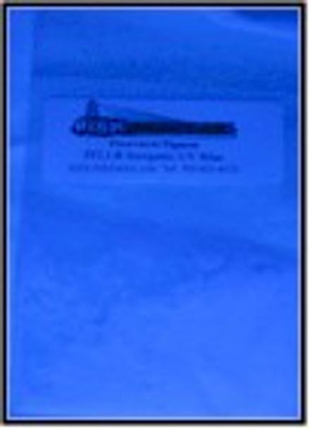 5 g Blue Longwave Inorganic UV Pigment