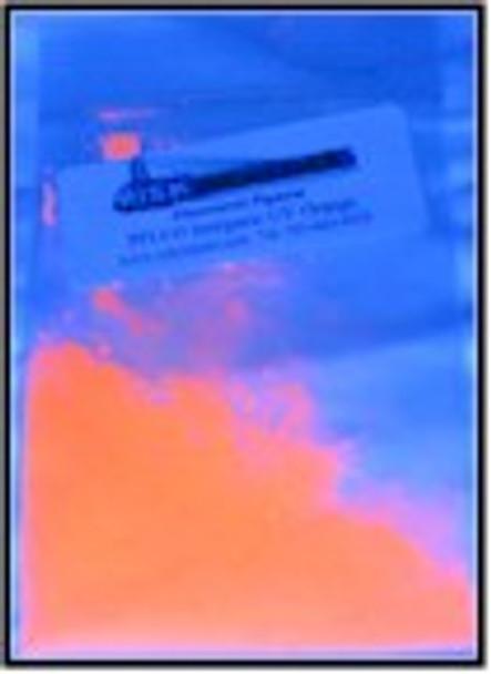 PFLIO1KG is 1 kg Orange Longwave Inorganic UV additives
