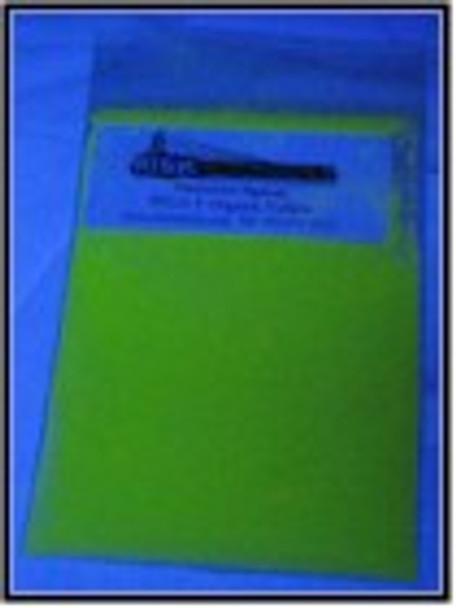 PFSOY100G 100 grams Yellow Shortwave Organic UV security pigments