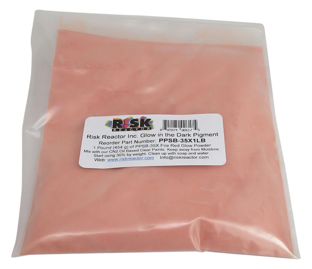 Four hundred fifty grams of smelly red PPSB-35X1LB lure coating additive