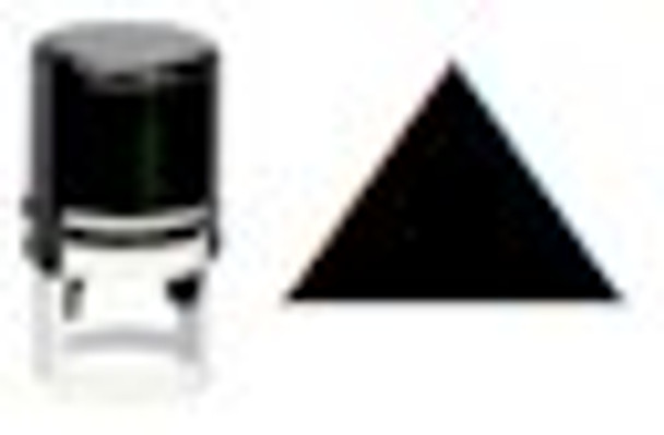 Up arrow stamper SUPARROW1RD with dry pad use with any ink or our readmission IFWA series