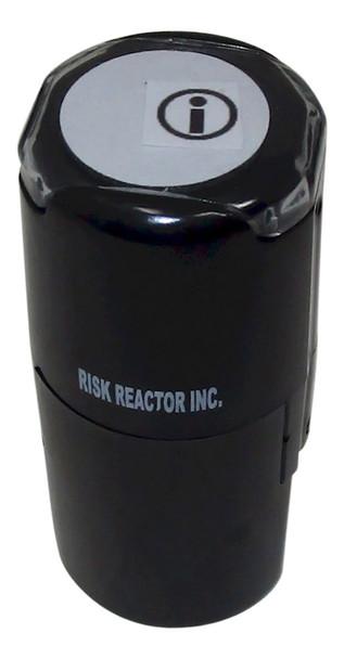 SINFORMATION1RD Information image UV rubber ink Stamper