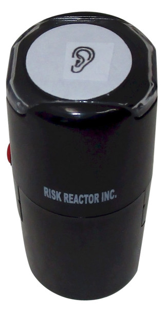 SEAR1RD Ear Round Self Inking Fluorescent Hand Stamper