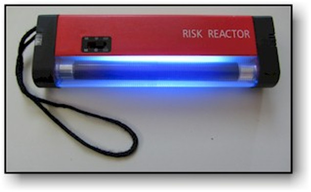 BNB4W12 Black light to validate currency and UV ID checker.