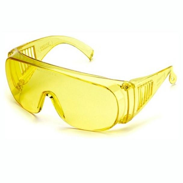Black light protective UVGLASS-BOX6 also enhances the visual UV effective!