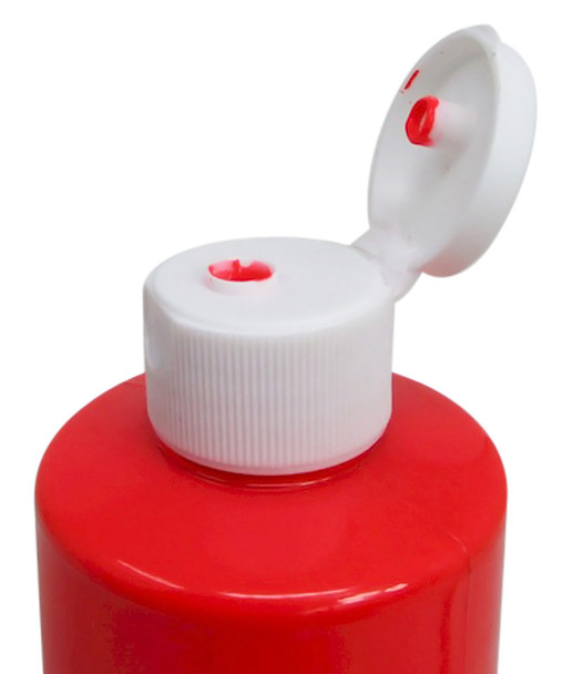 Quick open cap for ease of use with the eon red CFBODY17PT paints