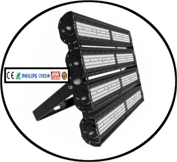 395 NM  theatrical black light and UV LED curing floodlight.